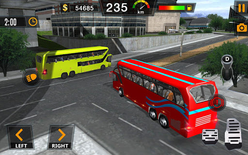 Auto Bus Driving 2019 - City Coach Simulator 1.0.4 Screenshots 9