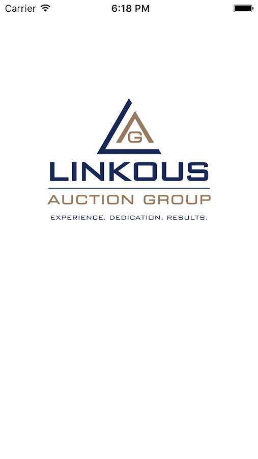 Linkous Auction Group- screenshot