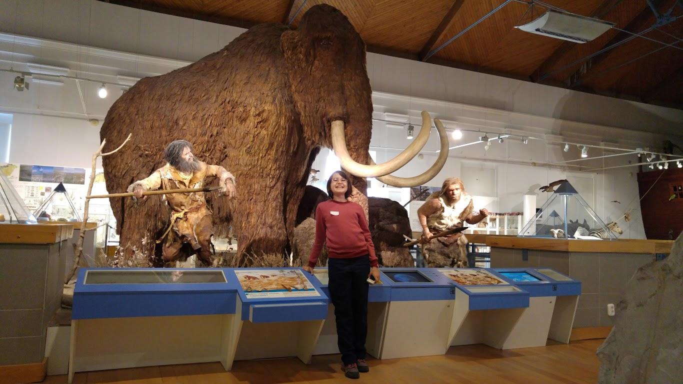 Zoé és a mamut