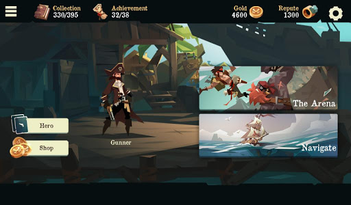 Screenshot for Pirates Outlaws in United States Play Store