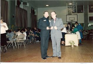 Photo: Rev. Luis Felipe Sanchez Aponte y Gaspar Mugica