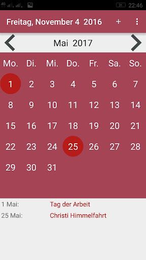 Download Kalender 2017 österreich Google Play Softwares