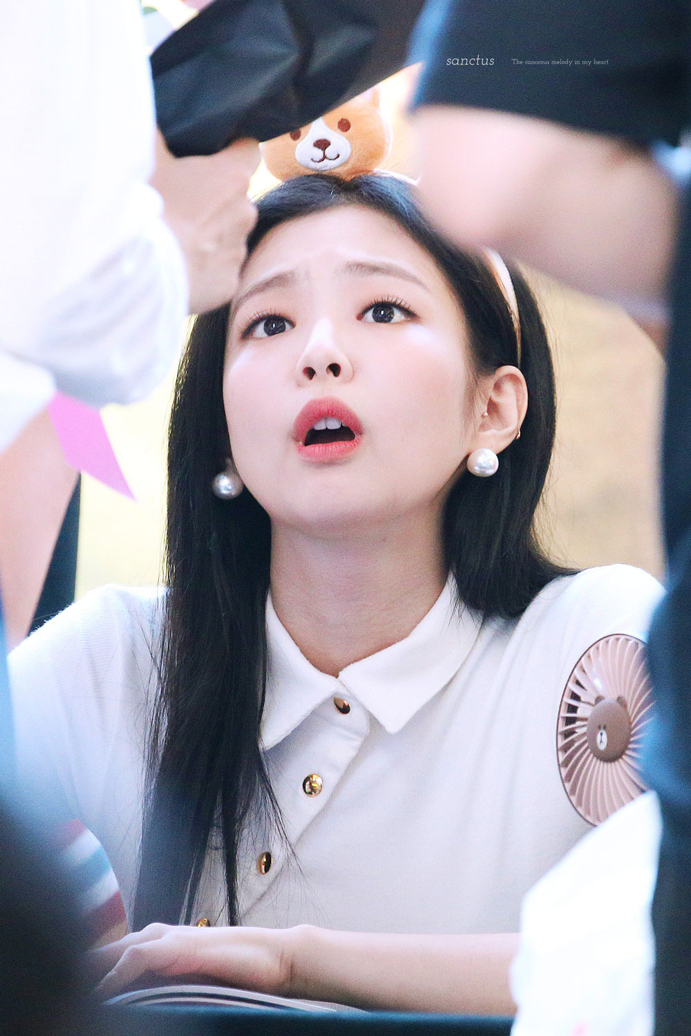 BLACKPINK-Jennie-Fansign-event-Yeouido-July-8-2018-IFC-Atrium-5