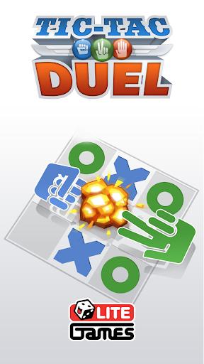 三目並べ対戦 Tic-Tac-Duel