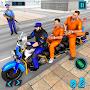 US Police Bike 2020: Prisoner Transport Game