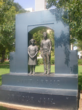 """Photo: that were in front of this statue - """"I Ain't Afraid of Your Jail"""""""