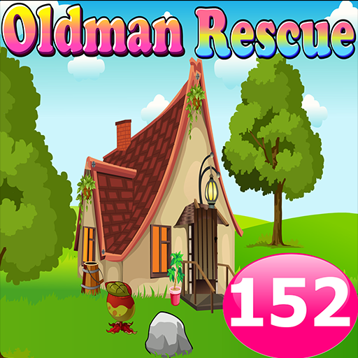 解謎App|Oldman Rescue Game 152 LOGO-3C達人阿輝的APP