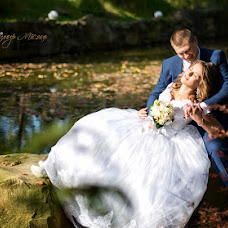 Wedding photographer Vladimir Misyac (misyatsv). Photo of 26.11.2014
