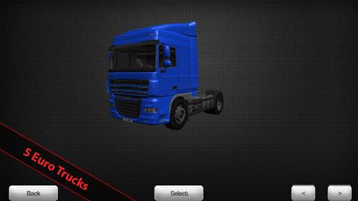 Euro Truck Parking screenshot 7