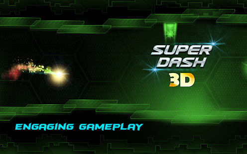 Super Dash 3D screenshot