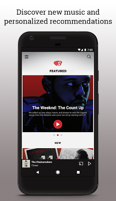 Slacker Radio 7.12.2 7.12.2 (Android 4.1+) APK Download