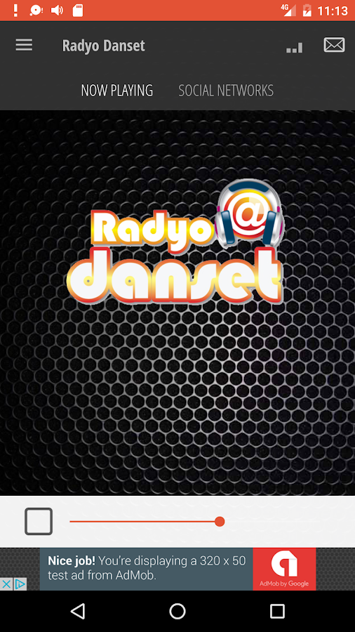 Radyo Danset- screenshot