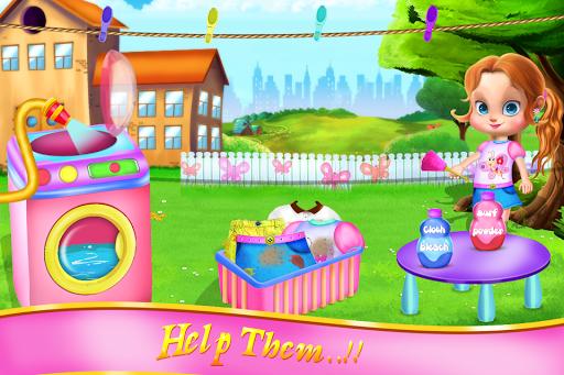 Babysitter Daycare Practice  screenshots 15