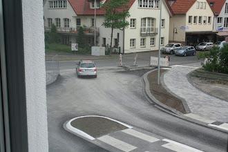 Photo: Baustelle Himmelreichallee 29.05.2012