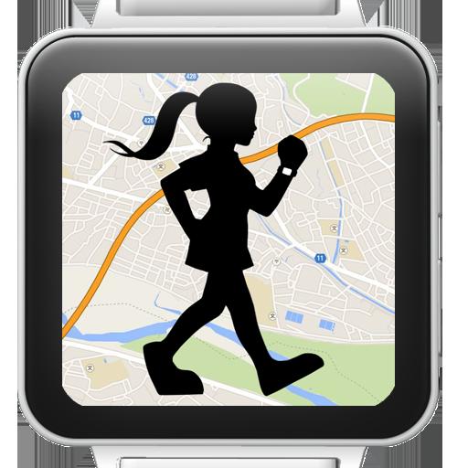 ランナーズマップ ランニングしよう! 健康 App LOGO-硬是要APP