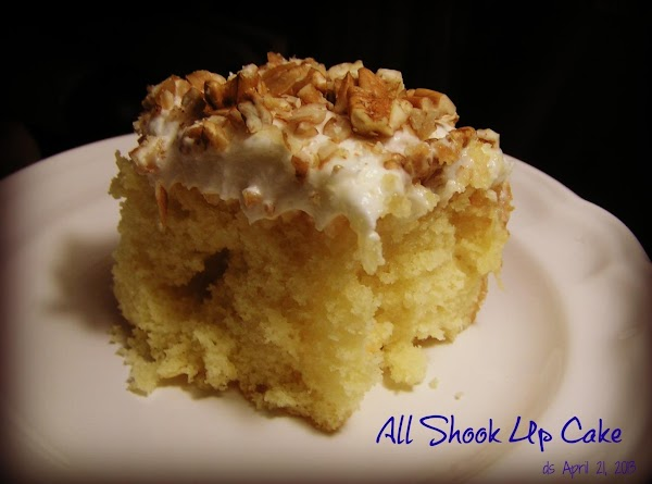 All Shook Up Cake Recipe