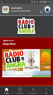 Rádio Club de Angra- screenshot thumbnail
