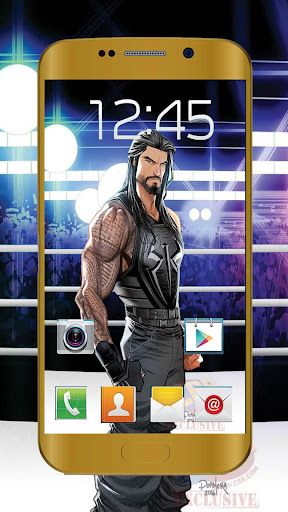 Roman Reigns Wallpapers 2.1.3 screenshots 4