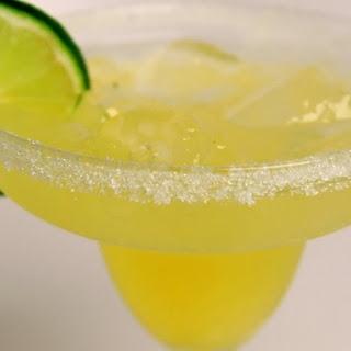 Virgin Margaritas.
