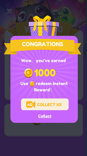 Code Triche Lucky Spin Day - Earn your rewards APK MOD screenshots 3