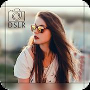 DSLR Camera: Portrait Mode Camera