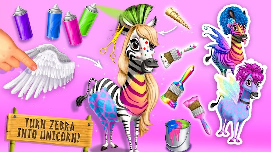 Jungle Animal Hair Salon 2 – Tropical Beauty Salon 8