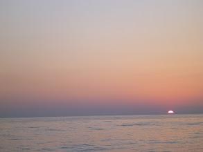 Photo: 日の出!