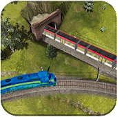 Train Driving Games: Indian Train Game