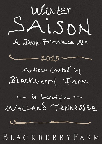 Logo of Blackberry Farm Winter Saison (2015)