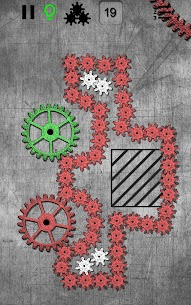 Gears logic puzzles 9