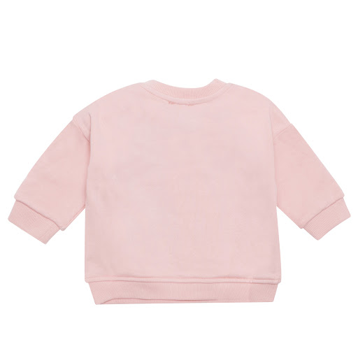Thumbnail images of Kenzo Kids Pink Baby Tiger Sweatshirt