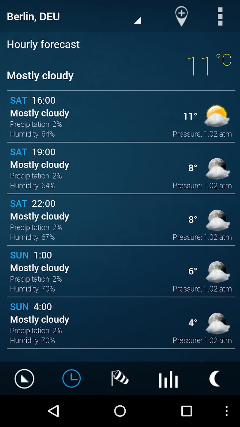 3D Flip Clock & Weather Pro Screenshot 5