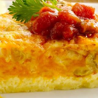 Impossibly Easy Quesadilla Pie.