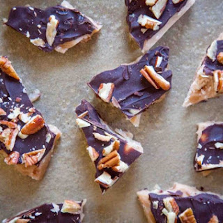 How to Make English Toffee Dessert