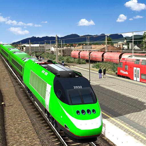 cidade trem motorista simulador 2019 trem jogos