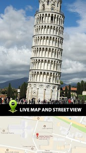 Live Street View, World Map, Maps Directions - náhled
