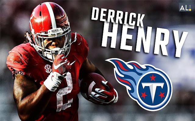 Derrick Henry Themes & New Tab