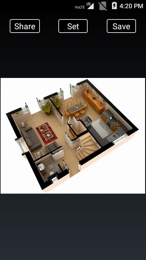 3d home designs screenshot