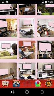 LED TV Selfie Photo Frames - náhled