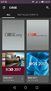 CIRSE- screenshot thumbnail