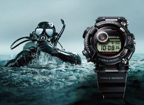Phân biệt đồng hồ G-Shock