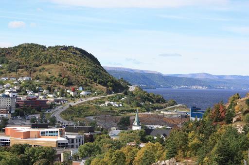 corner-brook-overlooking-bay.jpg - Overlooking the Bay of Islands in Newfoundland, Canada.
