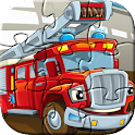Cars for Kids: Puzzle Games icon