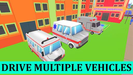 Ambulance Rescue Doctor Simulator - Hospital Games 1.2 screenshots 14