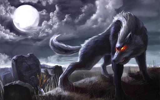 Wolf Anime Live Wallpaper