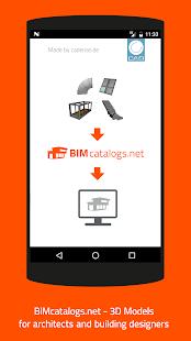 BIMcatalogs.net - náhled