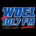 WDEL 101.7 FM icon