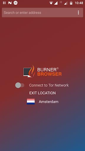 BurnerBrowseru00ae  - Secure, Private Burner Browser 1.1.3 screenshots 6