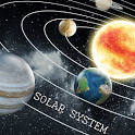 Solar System Earth Planets icon