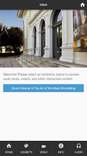 Santa Barbara Museum of Art- screenshot thumbnail